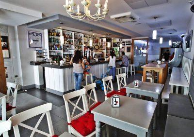 Restaurante Casa Simon en Sahagún /